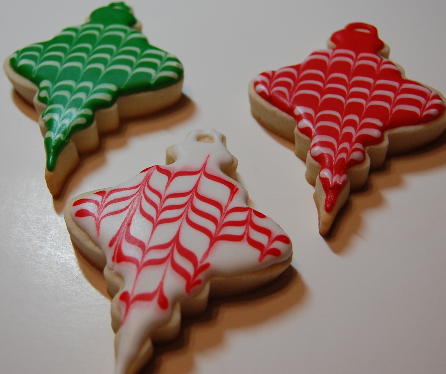 Christmas Sugar Cookies - St George cookies