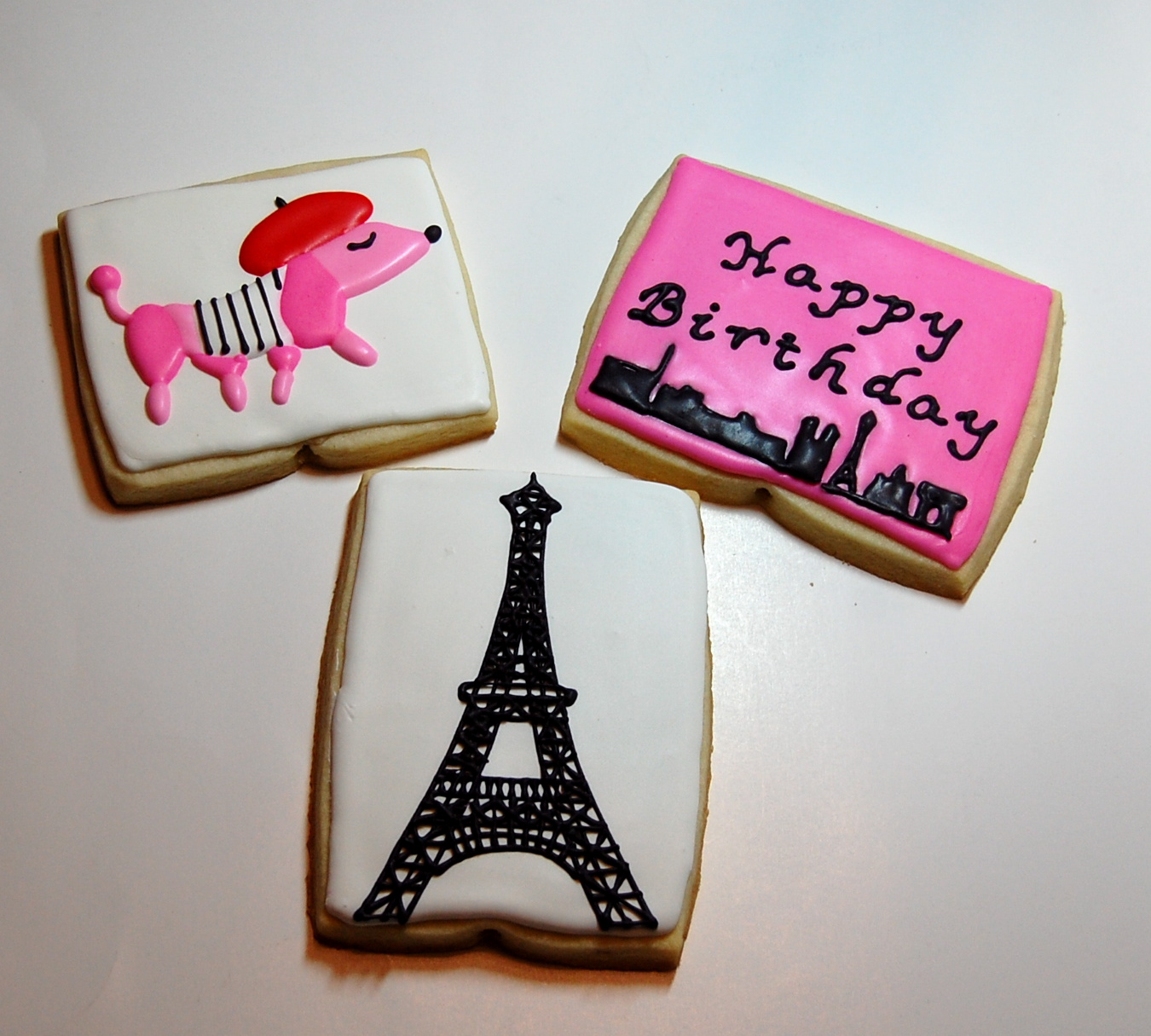 Paris Sugar Cookies